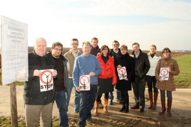 Comité tegen windmolens Outgaarden versterkt zich