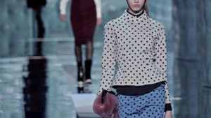 FOTO: Marc Jacobs verrast op New York Fashion Week