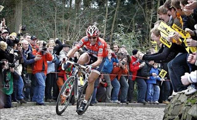 Fabian Cancellara: het vermogen van een machine