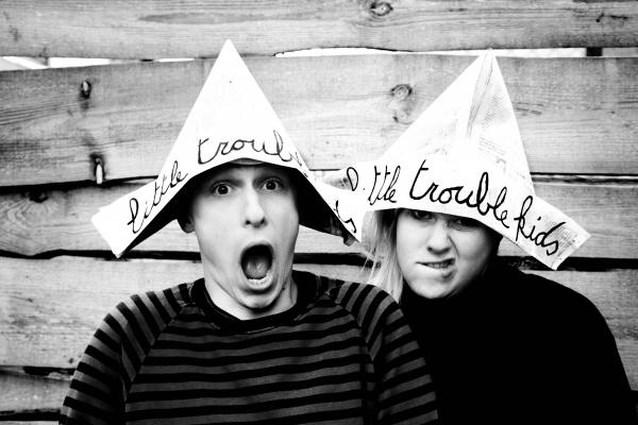 Gentse 'Little Trouble Kids' veroveren Groot-Brittannië