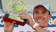 Philippe Gilbert wordt leider in WorldTour