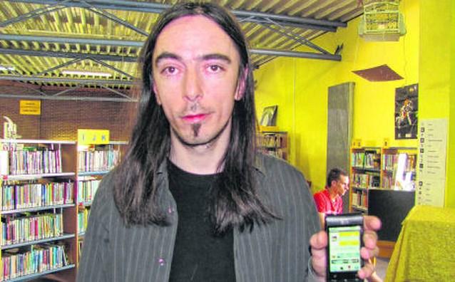 Bibliotheek Londerzeel via gsm te raadplegen