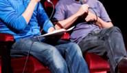 Frank Focketyn als Reus in eerste Efteling-film