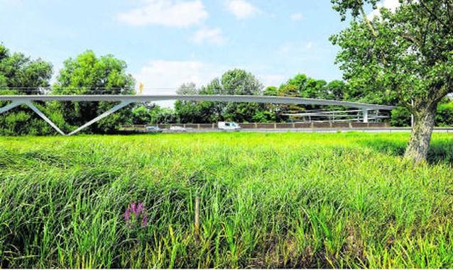 Parkbos krijgt twee 'slanke' fietsbruggen