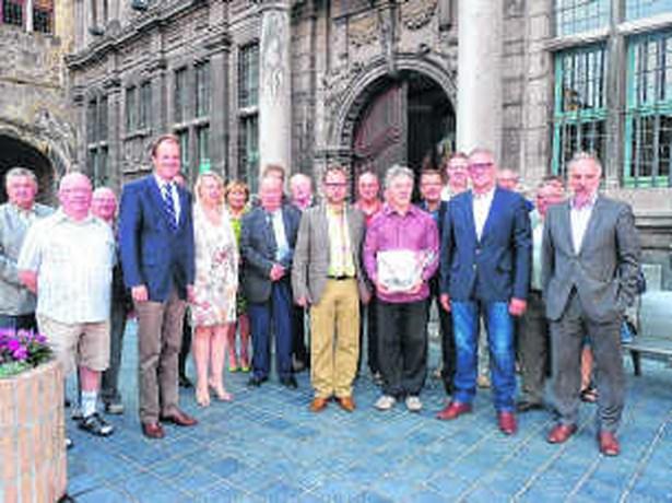 Bedrijven uit Veurne winnen award voor duurzaamheid