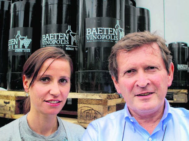 Limburgse wijnvaten veroveren China