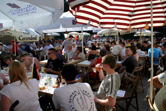 Honderd bieren proeven op Gielse Bierfeesten