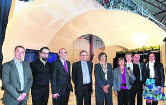 Eerste 'bubbel' OostCampus plechtig ingehuldigd