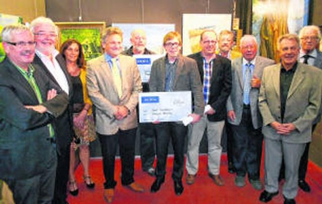 Jonge Hasselaar wint schildersprijs