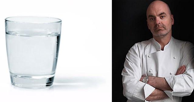 Topchef vraagt 3,75 euro voor glas kraantjeswater
