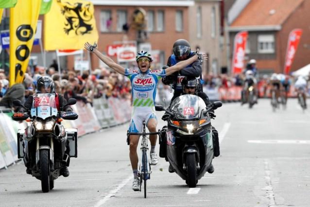 Nederlander Roy Curvers nekt Belgen in Halle-Ingooigem