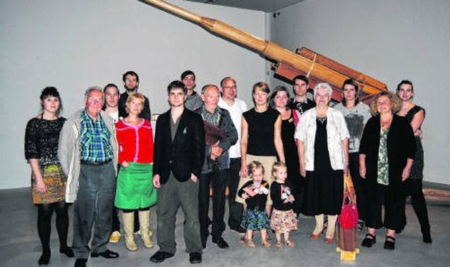Onbekende kunstenaars veroveren museum M