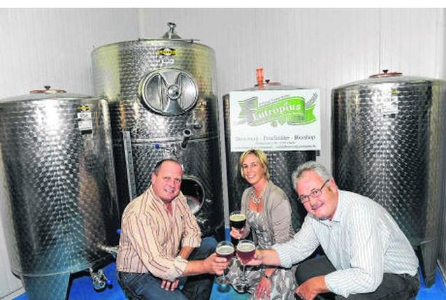 Nieuwste West-Vlaamse brouwerij ligt in Heule