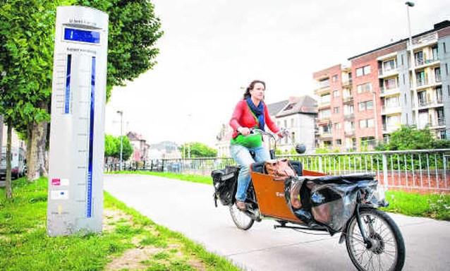 Gent is al halve fietsstad