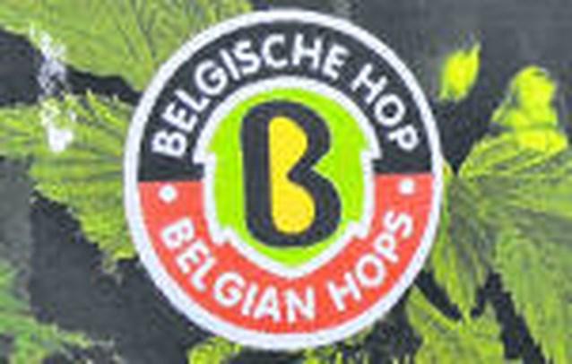 Logo 'Belgische hop' voorgesteld