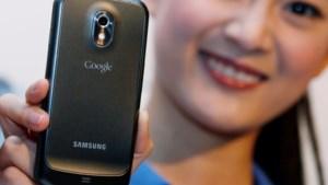 Samsung en Google onthullen nieuwe Android-telefoon Galaxy Nexus