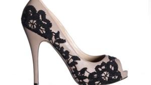 Valentino maakte meest sexy schoen ter wereld