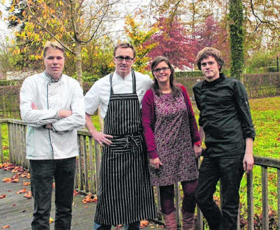 Drie restaurants laten jongeren kennis maken met gastronomie