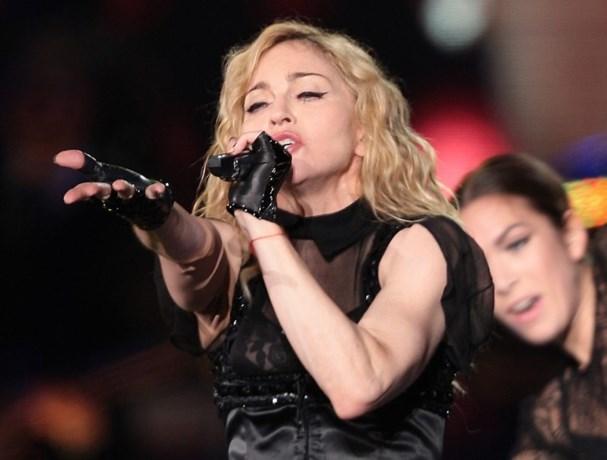 Madonna op 12 juli in België