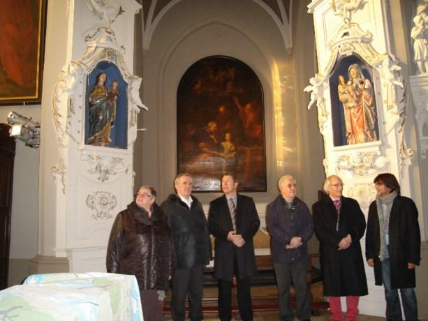 Eerste fase restauratie Sint-Niklaaskerk afgerond