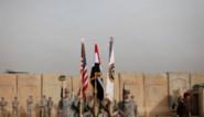 VIDEO. Amerikaanse troepen rollen de vlag op in Bagdad