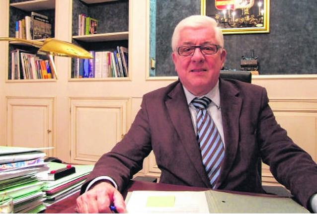 Burgemeester Mondelaers zet er een punt achter