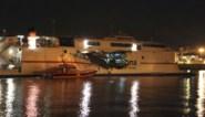 Vrachtschip ramt veerboot in Straat van Gibraltar