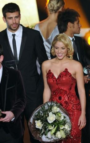 Bruidsklokken voor Shakira en Gerard Piqué