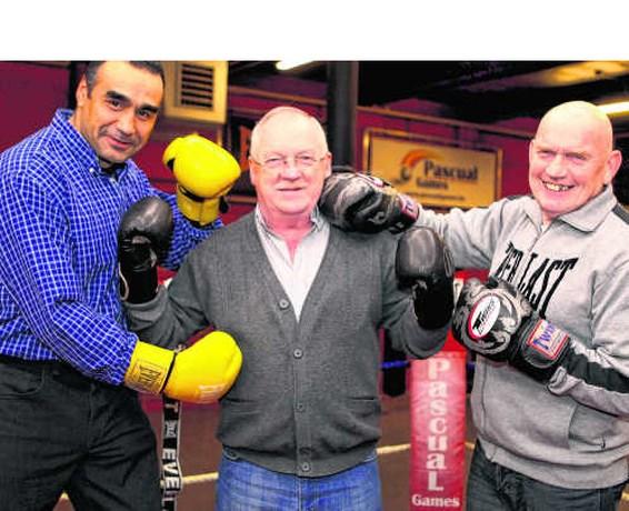 Ron's BC en Golden Gloves smelten samen tot Golden Gloves Gent