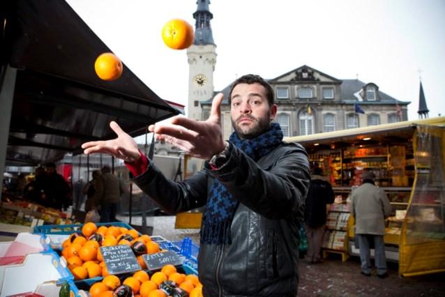 Adriaan Van den Hoof binnenkort te zien op Ketnet