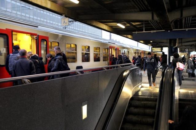 Aantal treinreizigers dat assistentie vraagt, stijgt