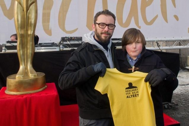 Rundskop-regisseur belooft dialect te spreken op Oscars