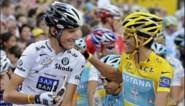 Andy Schleck wint Tour 2010, Scarponi Giro 2011