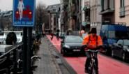 Fietsstraat zorgt voor minder auto's