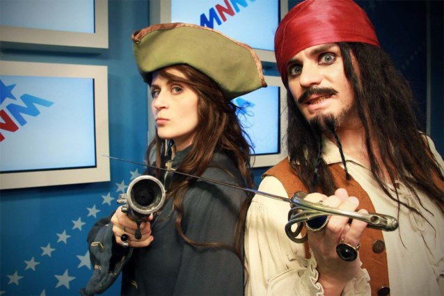 Piraterij bij MNM