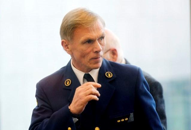 Hoofdcommissaris Steven De Smet krijgt maand celstraf