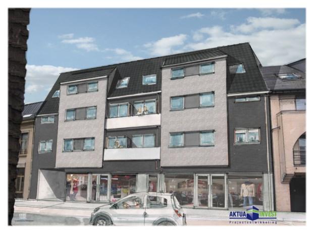 Bakkerspand Herman Peeters maakt plaats voor winkels en appartementen