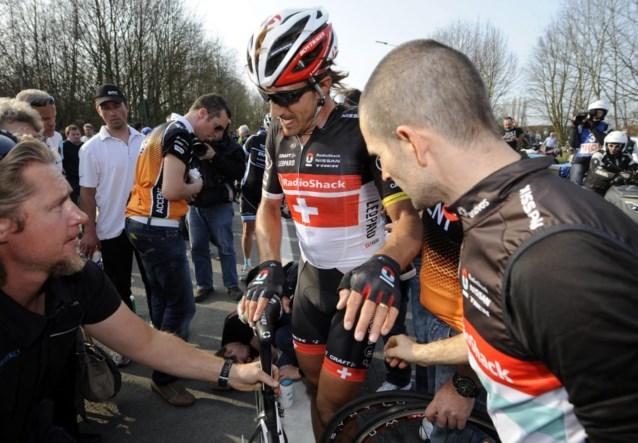 Fabian Cancellara trekt dagelijks naar osteopaat voor Ronde van Vlaanderen