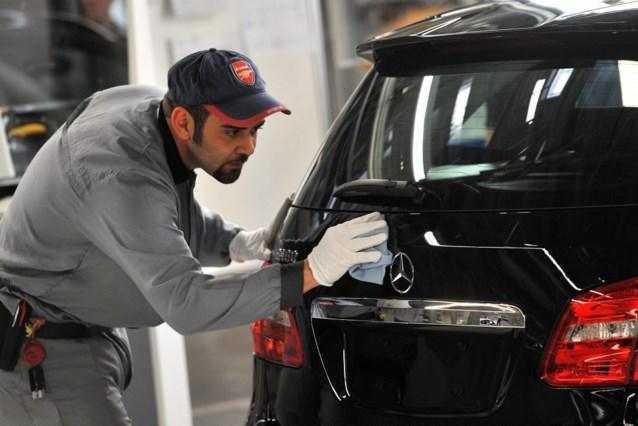 Mercedes-personeel ontvangt bonus van 3.200 euro