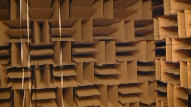 Recordtijd in stilste kamer ter wereld: 45 minuten