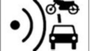 Snelheidscontrole in de Oudenaardestraat in Olsene