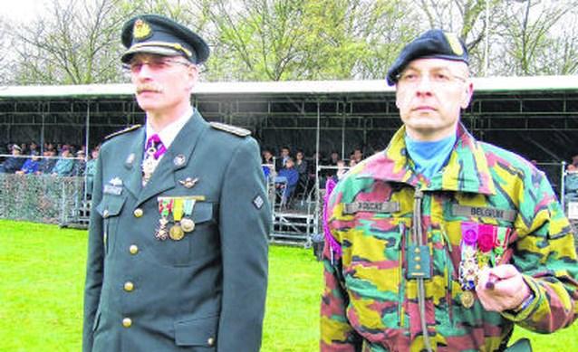 Nieuwe brigadecommandant neemt het bevel