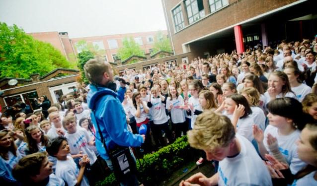 Instituut H. Familie uit Sint-Niklaas is De Strafste School 2012