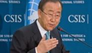 Ban Ki-moon doet beroep op collectieve verantwoordelijk wereldgemeenschap