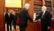 Pikramenos tijdelijk Grieks premier