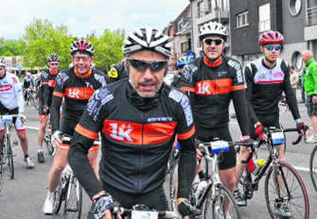 Wase fietsers in de bres voor Kom Op Tegen Kanker