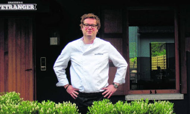 Nieuwe brasserie opent de deuren in Buitenland