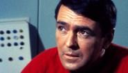 As Star Trek-personage Scotty ruimte in geschoten