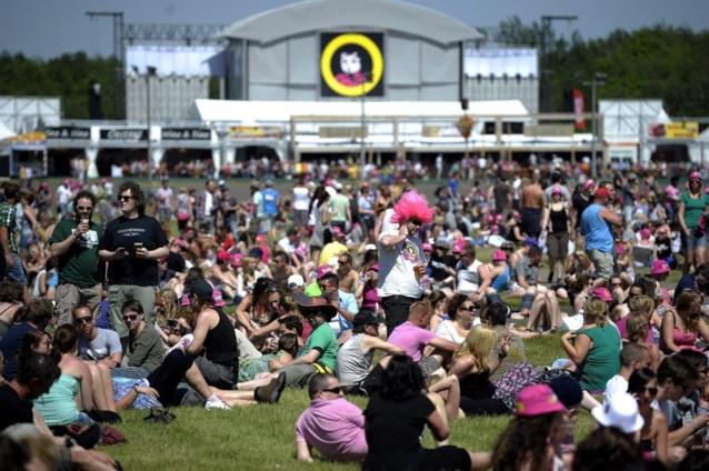 Pinkpop-organisator: 'In de toekomst rook- en alcoholverbod op festivals'