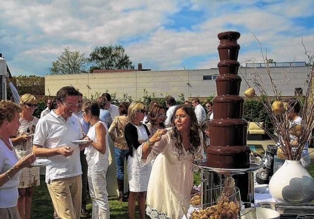 Grootste chocoladefontein van Europa komt naar Knokke-Heist